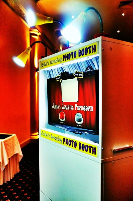 Jimbo's Photobooth